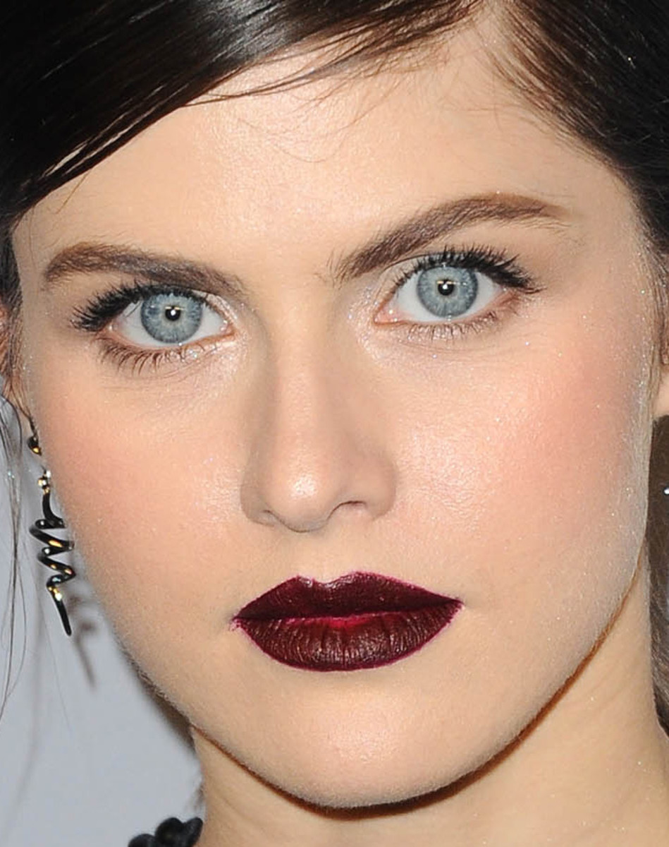 Alexandra Daddario, InStyle and Warner Bros. Golden Globes after-party, 2018