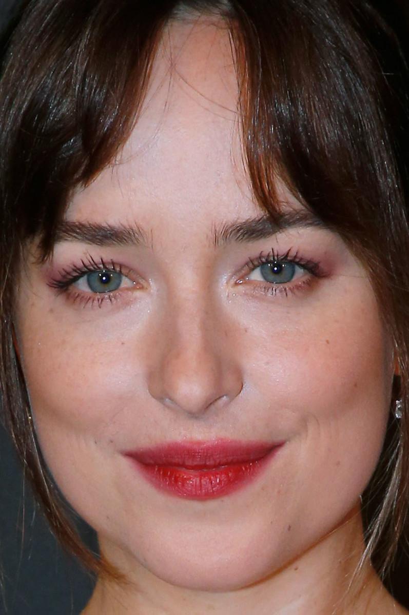 Dakota Johnson, Fifty Shades Freed Paris premiere, 2018