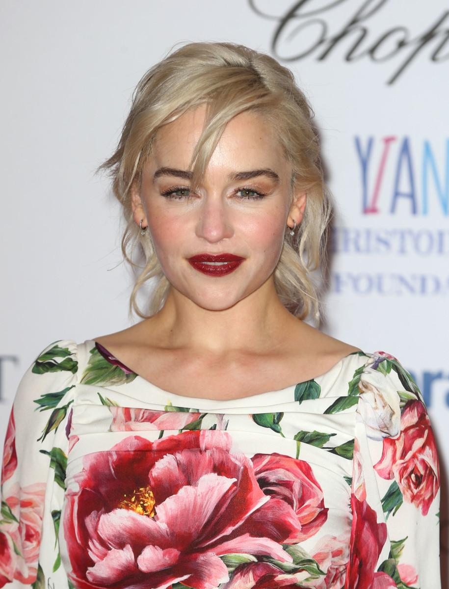 Emilia Clarke, Centrepoint Awards, 2018
