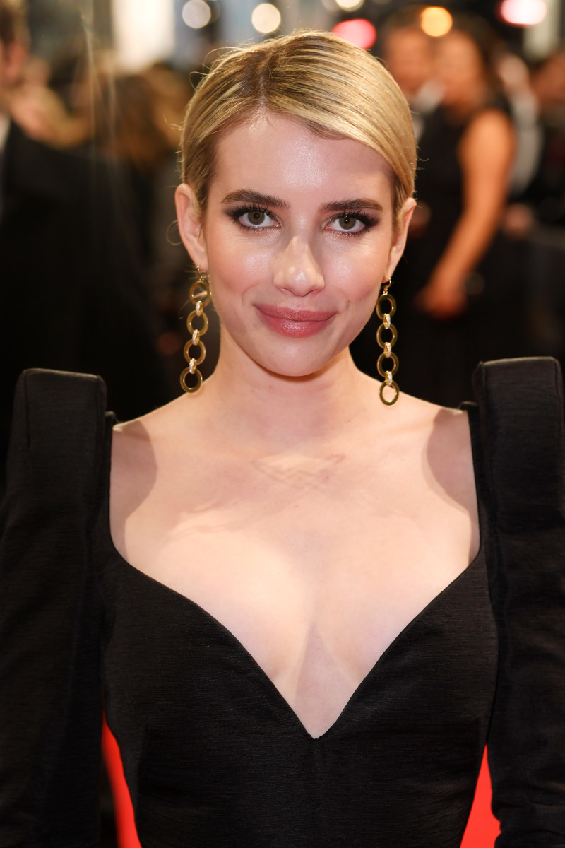 Emma Roberts, British Academy Film Awards, 2018
