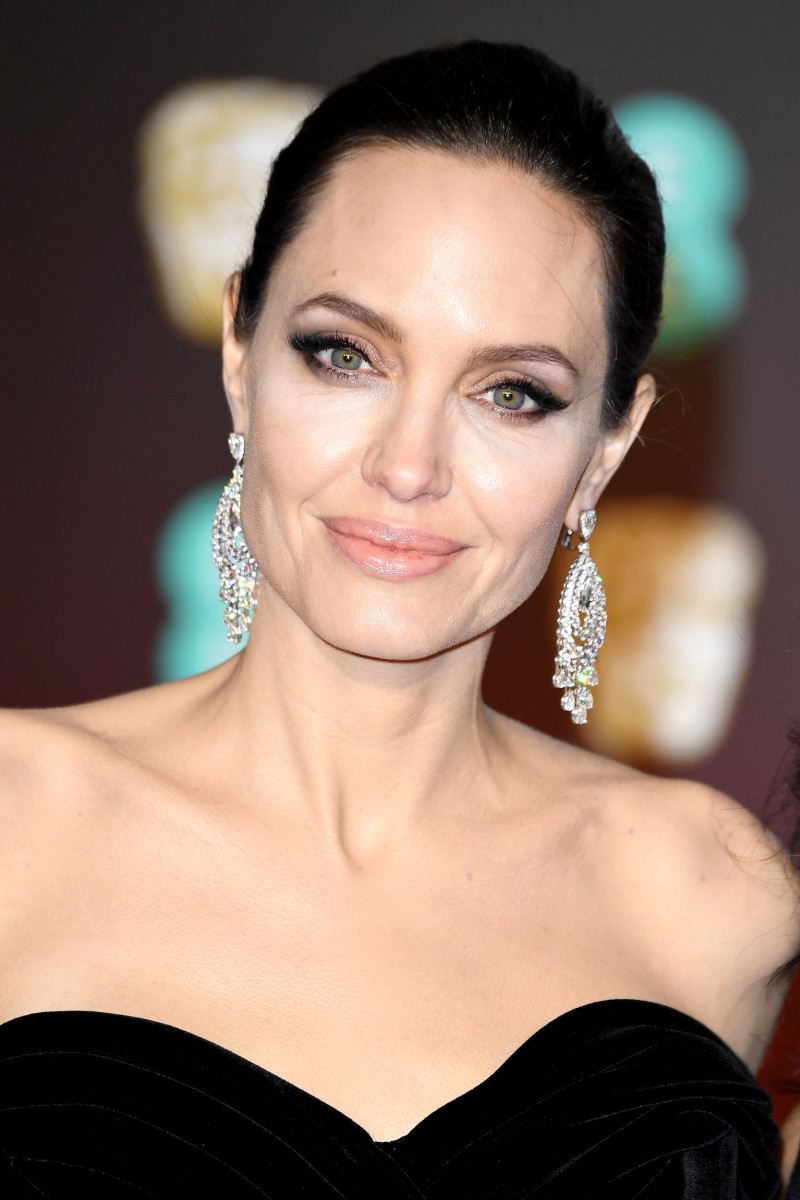 Angelina Jolie, British Academy Film Awards, 2018