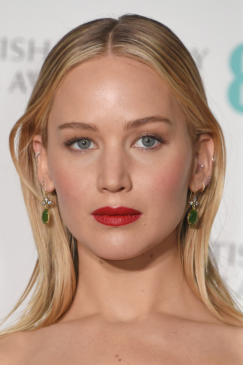 Jennifer Lawrence, British Academy Film Awards, 2018