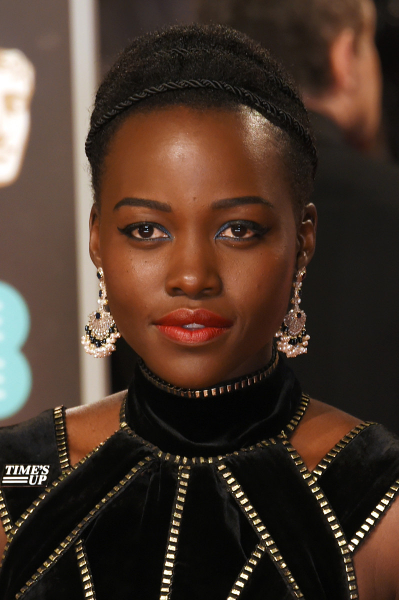 Lupita Nyong'o, British Academy Film Awards, 2018
