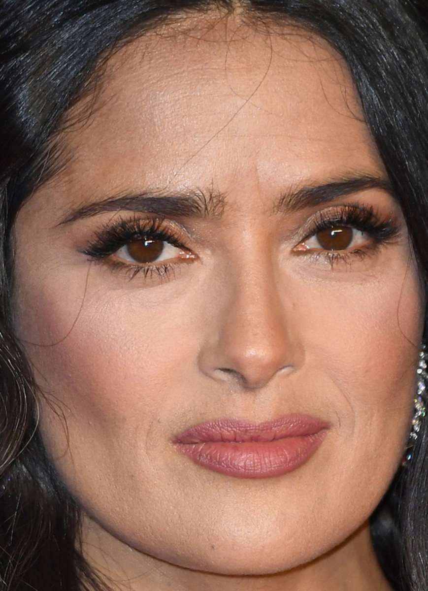 Salma Hayek, British Academy Film Awards, 2018