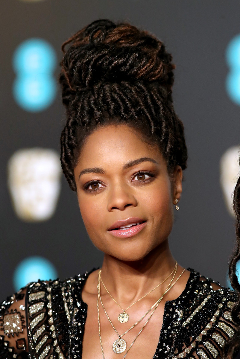 Naomie Harris, British Academy Film Awards, 2018
