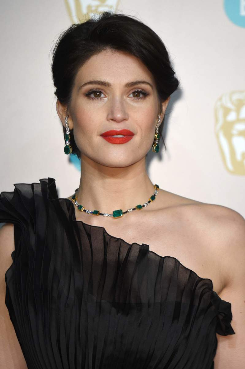 Gemma Arterton, British Academy Film Awards, 2018