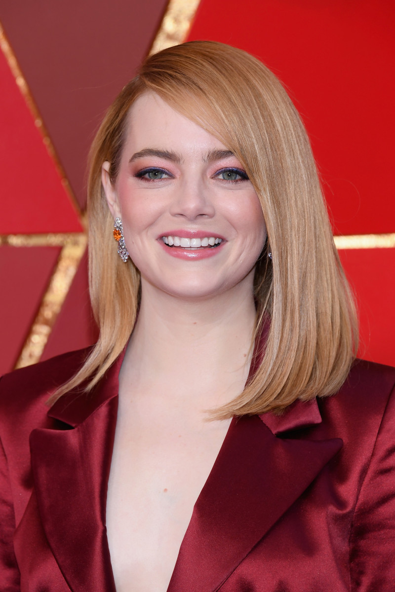 Emma Stone, Academy Awards, 2018