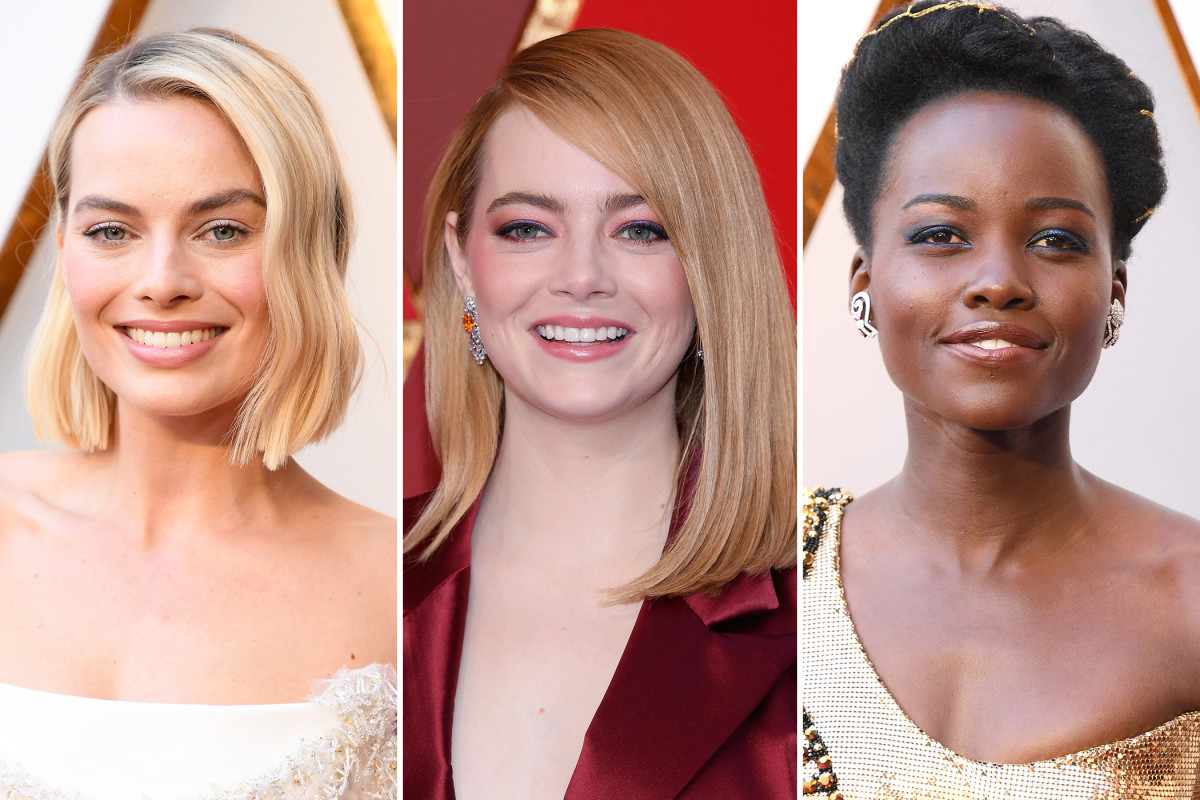 Oscars beauty 2018