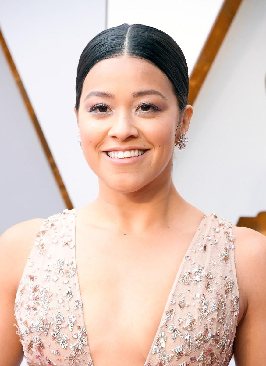 Gina Rodriguez, Academy Awards, 2018