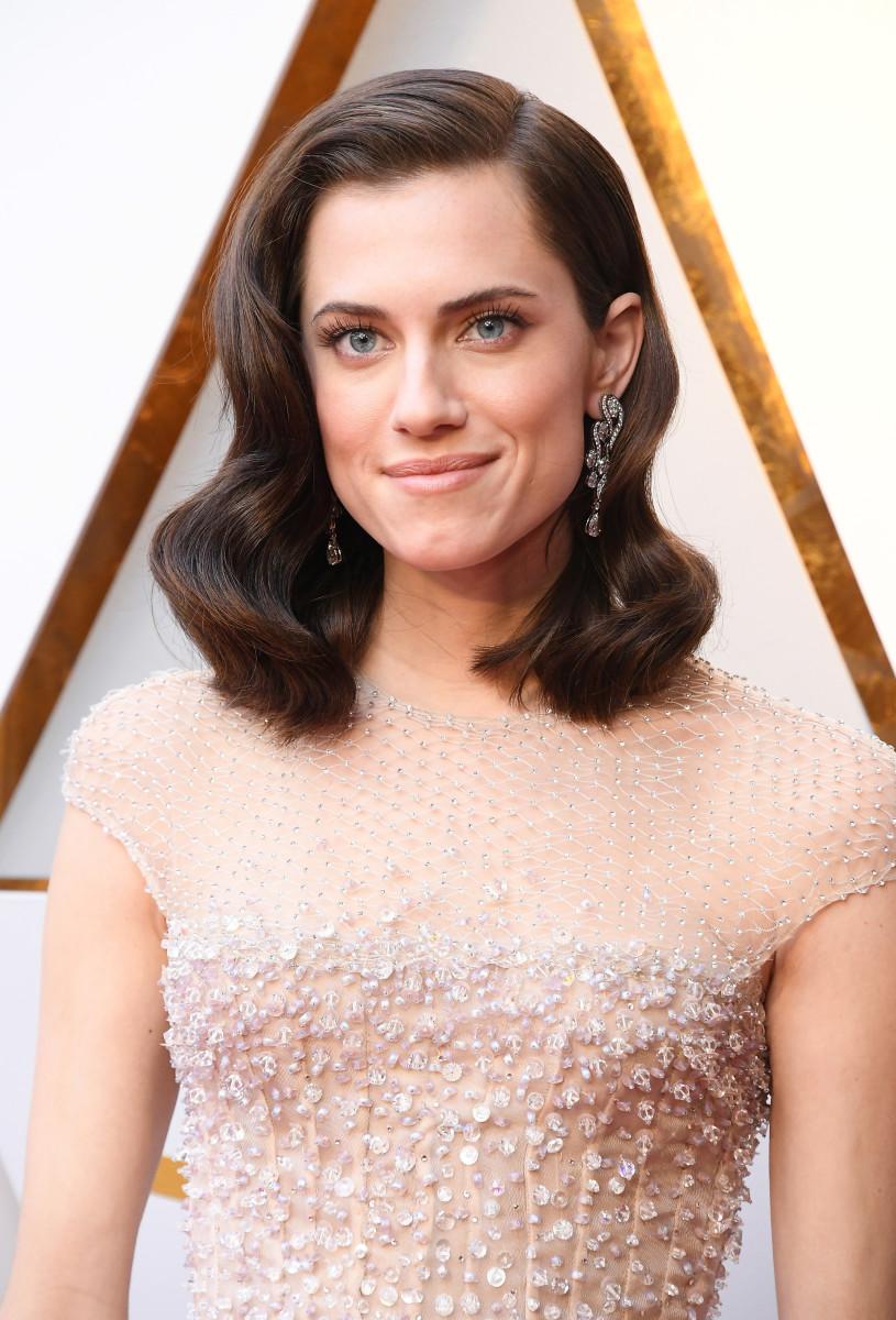 Allison Williams, Academy Awards, 2018