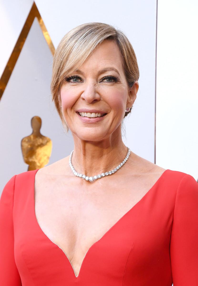 Allison Janney, Academy Awards, 2018