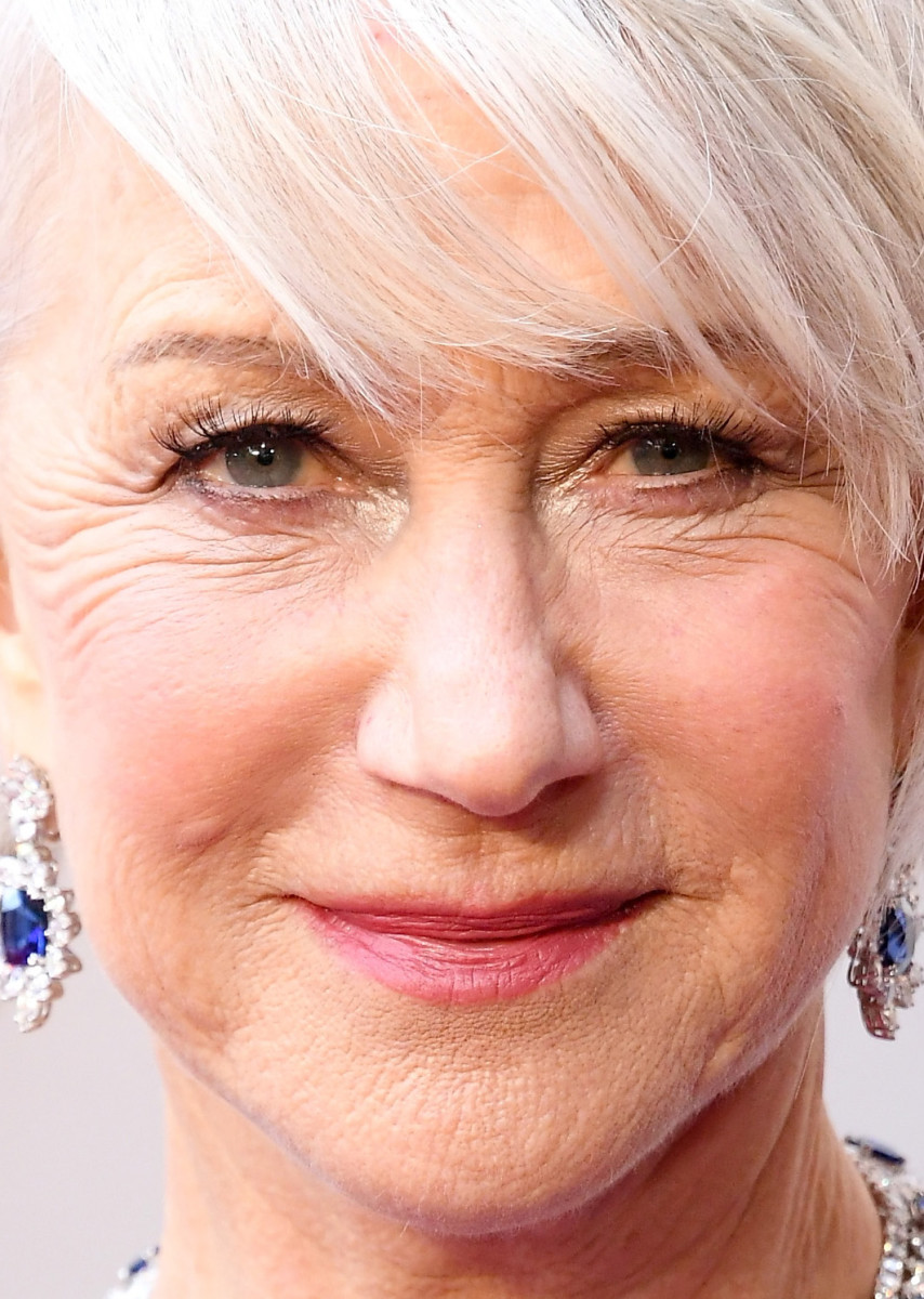 Helen Mirren, Academy Awards, 2018
